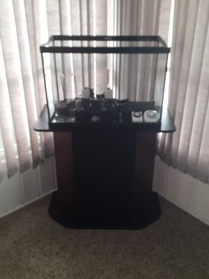 Turtle or Fish Tank Set for Sale in Lake Alfred, FL