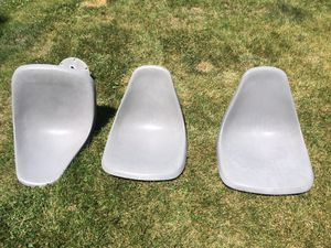 Boat seat pedestal with 3 free seats. $45 for Sale in Maynard, MA