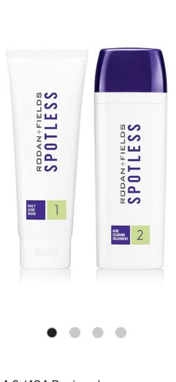 Rodan Fields Acne Wash And Cleaning Treatment for Sale in Rowland Heights,  CA