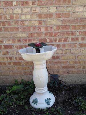 Garden fountain for Sale in Blue Island, IL
