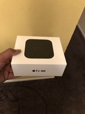 Apple TV 4K for Sale in Columbus, OH