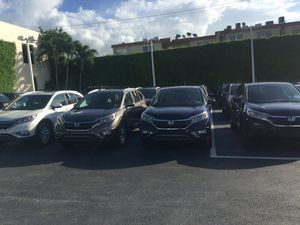 Honda Crv 2016 for Sale in Miami, FL