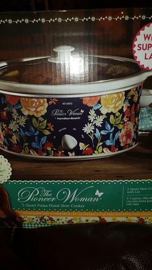 Used Crock Pot for Sale in Dallas, TX