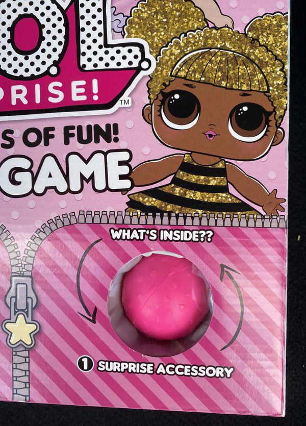 Lol surprise games(2) set