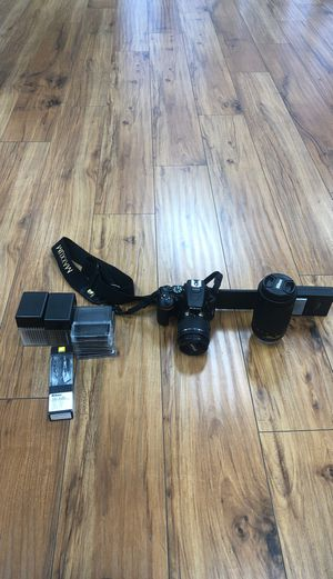 Nikon D5600 digital camera kit for Sale in San Jose, CA