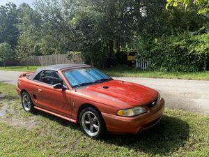 96 Mustang Cobra SVT for Sale in Coral Gables, FL