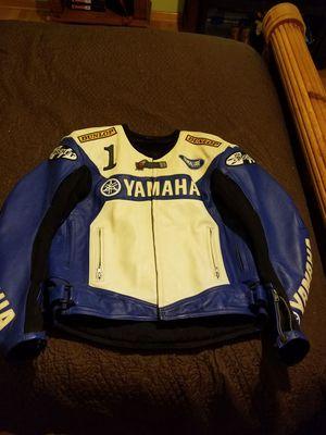 Leather bike jacket for Sale in Douglasville, GA