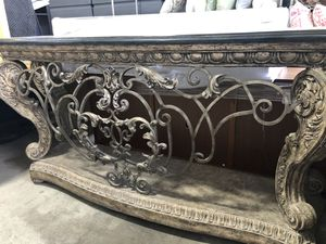 Marble Top Buffet Table for Sale in Hawthorne, CA