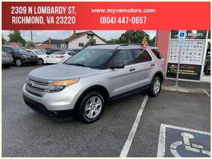 2012 Ford Explorer for Sale in Richmond, VA