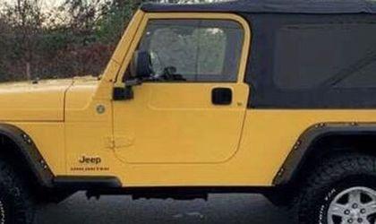 2006 Jeep Wrangler for Sale in TEMPL BAR MAR,  AZ