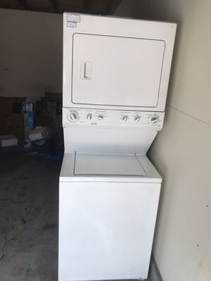 Stackable washer/dryer for Sale in Vista, CA