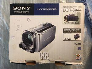 "Sony Video Recorder - Model ""DCR-SX44"" for Sale in Alexandria, VA"