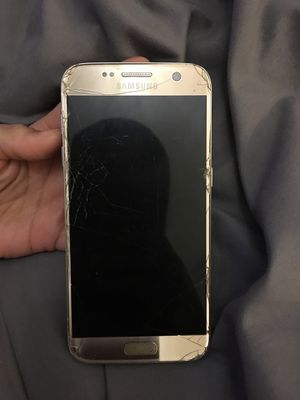 Samsung galaxy s7 ( unlocked ) for Sale in Midland, PA