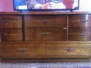8 Drawer Antique Oak Dresser for Sale in Washington, DC