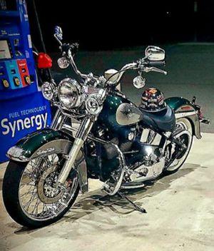 1996 Harley-Davidson Heritage Softail Nostalgia for Sale in Winder, GA