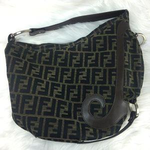 Authentic Fendi Zucca Shoulder bag. for Sale in San Diego, CA
