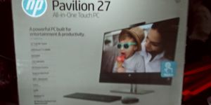 """27"""" HP All-in-One Touch PC for Sale in Spokane, WA"""