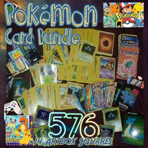 Pokemon Card Bundle for Sale in Doubs, MD