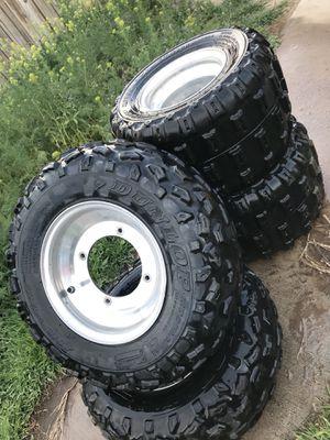Aluminum ATV wheels for Sale in Grand Junction, CO