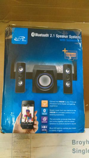 New bluetooth speakers for Sale in Los Angeles, CA