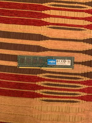 8GB DDR3 RAM for Sale in Renton, WA