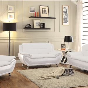 Brand new leather sofa and love seat only $39 Down /// Financing available no credit needed Miriam's furniture 719 *E *9th *Street Hialeah *3 3 0 1 for Sale in Pompano Beach, FL