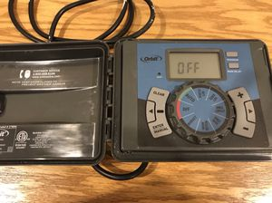 Orbit 6-station Indoor/outdoor Sprinkler Timer Model 27896 for Sale in Plano, TX