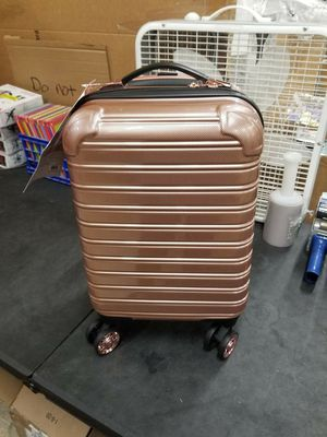 """iFly FiberTech Mini Luggage for Kids, 16"""", Rose Gold $45 FIRM for Sale in Redlands, CA"""