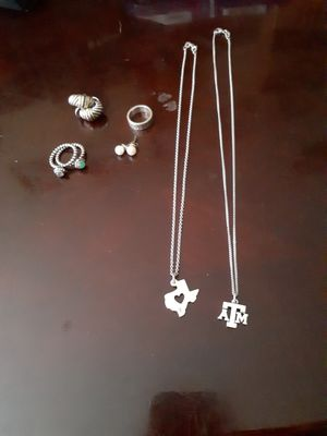 925 pandora James avery and David yurman for Sale in Houston, TX
