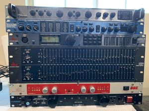 Equalizer, crossover, Furman, effect processors for Sale in Annandale, VA
