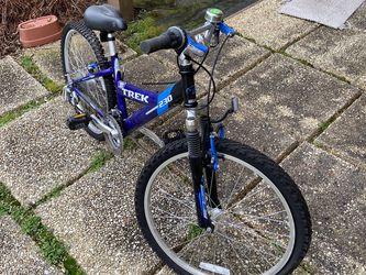 Blue Trek Kids Bike with Bell for Sale in Cockeysville,  MD