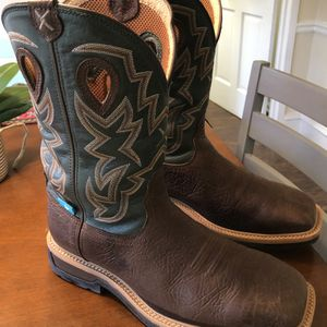 Steel Toe Work Boots for Sale in Lawrenceville, GA