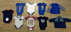 39 PC lot Baby Boy Clothing Lot size 6-12 months for Sale in St. Pete Beach, FL