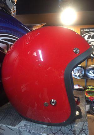 3/4 open face dot motorcycle helmet on sale $50 XL for Sale in Whittier, CA