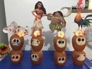 Moana birthday decorations for Sale in Hialeah, FL