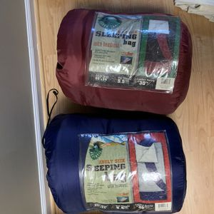 2 Sleeping Bags for Sale in Webster, NY