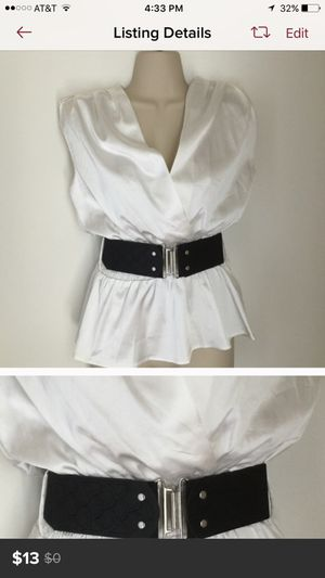 Women's silk top with best for Sale in Los Angeles, CA
