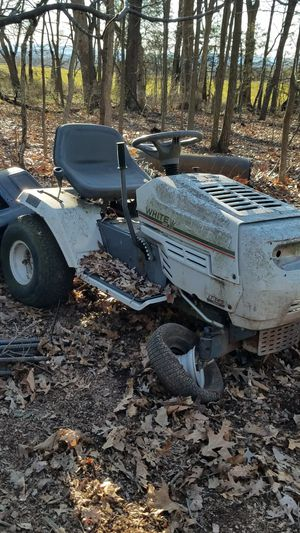 White tractor for Sale in Orrtanna, PA