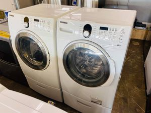 Washer and dryer set for Sale in Norwalk, CA