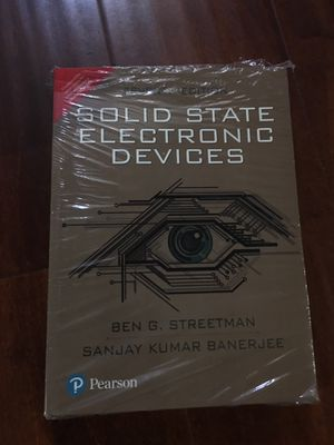 Solid State Electronic Devices - International Edition for Sale in Walnut, CA