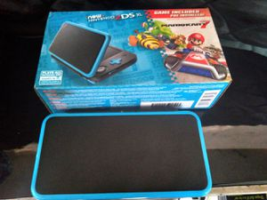 Nintendo new 2ds XL with mario bros 2 game for Sale in Los Angeles, CA