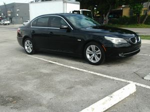 2009 BMW 5 Series ASKING $1900 DOWN PLUS TAX & TAG TRANSFER BUY HERE PAY HERE OR $4995 CASH!!!! for Sale in Miami, FL