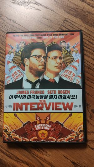 The Interview on DVD for Sale in Tulsa, OK
