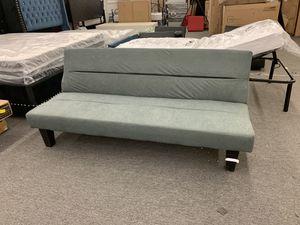 Gray KEBO Sofa Futon, Autumn Big Sale!! for Sale in Houston, TX
