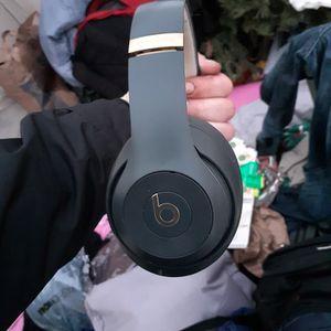 Beats Studio 3 Wireless Over The Ear for Sale in Seattle, WA
