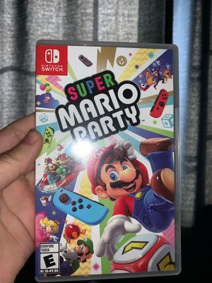 Mario party for Nintendo switch for Sale in Modesto, CA