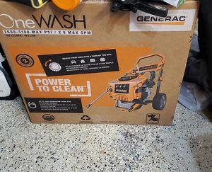 Power Washer for Sale in Davenport, IA
