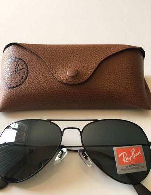 Brand New Authentic RayBan Aviator Sunglasses for Sale in San Jose, CA