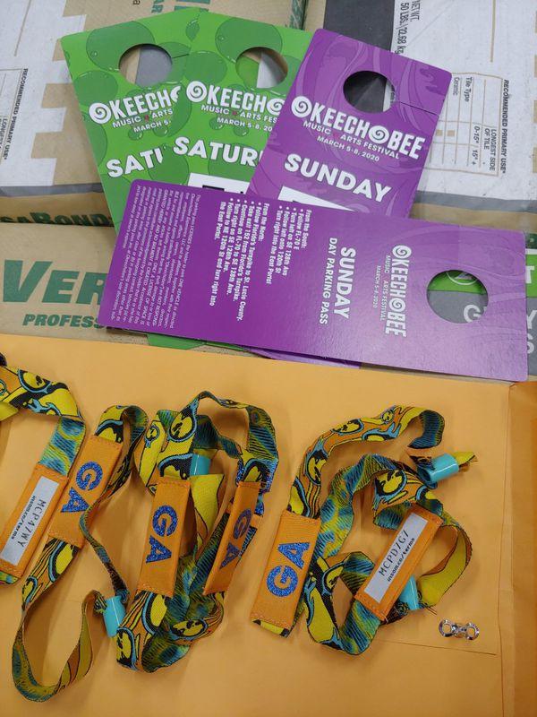 Okeechobee music festival tickets