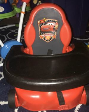 Baby seat with feeding tray for Sale in Amsterdam, NY